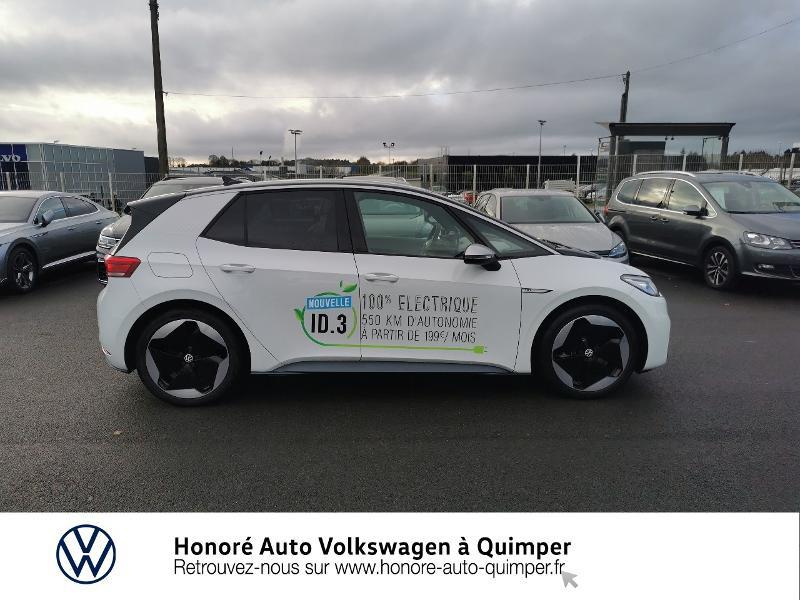 Photo 24 de l'offre de VOLKSWAGEN ID.3 204ch 1st Max à 33800€ chez Honore Auto - Volkswagen Quimper
