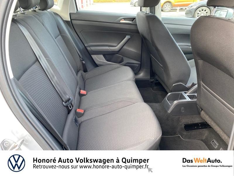 Photo 7 de l'offre de VOLKSWAGEN Polo 1.0 MPI 65ch Confortline Euro6d-T à 12490€ chez Honore Auto - Volkswagen Quimper