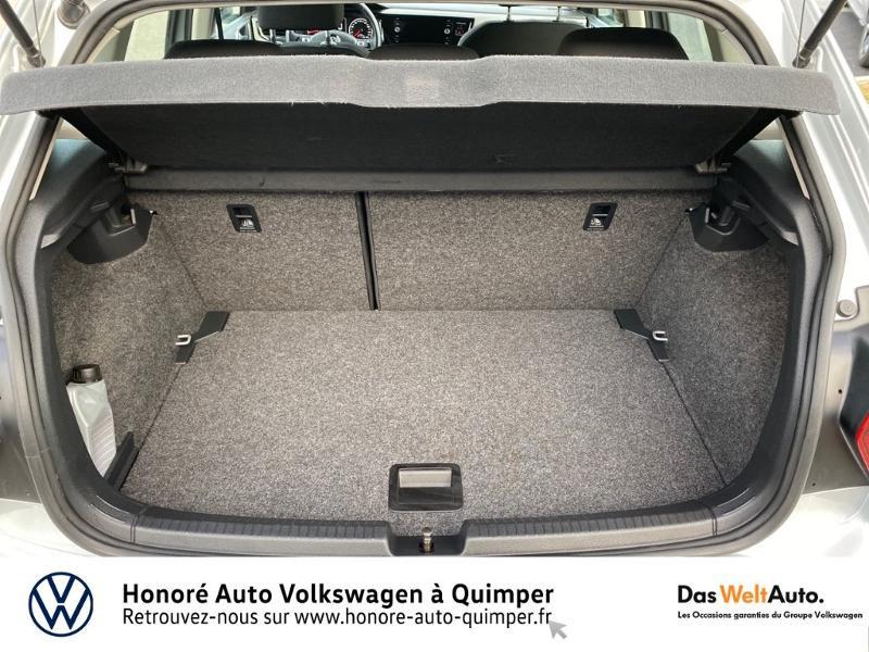 Photo 6 de l'offre de VOLKSWAGEN Polo 1.0 MPI 65ch Confortline Euro6d-T à 12490€ chez Honore Auto - Volkswagen Quimper