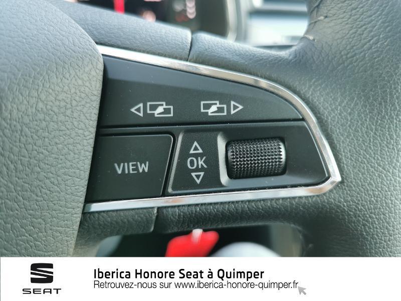 Photo 14 de l'offre de SEAT Arona 1.0 EcoTSI 95ch Start/Stop Urban Euro6d-T à 17790€ chez Honore Auto - Volkswagen Quimper