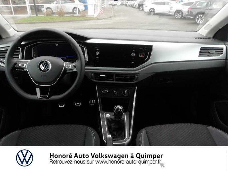 Photo 6 de l'offre de VOLKSWAGEN Polo 1.0 TSI 95ch Active BVM5 à 16900€ chez Honore Auto - Volkswagen Quimper