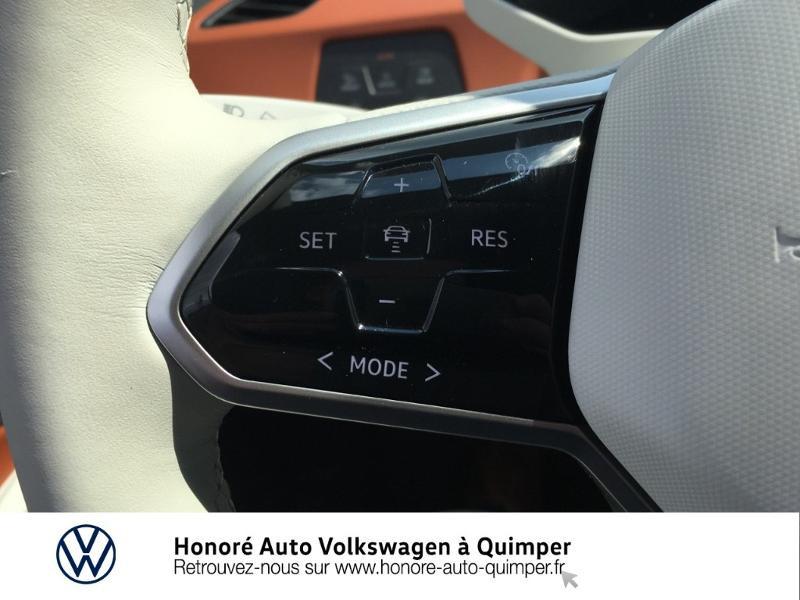 Photo 16 de l'offre de VOLKSWAGEN ID.3 204ch 1st Plus à 32500€ chez Honore Auto - Volkswagen Quimper