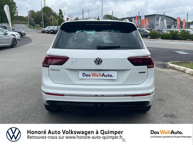 Photo 25 de l'offre de VOLKSWAGEN Tiguan 2.0 TDI 190ch Carat Exclusive 4Motion DSG7 à 27490€ chez Honore Auto - Volkswagen Quimper