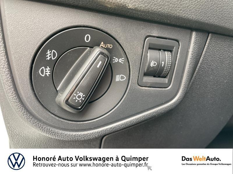 Photo 11 de l'offre de VOLKSWAGEN Polo 1.6 TDI 80ch Confortline Business Euro6d-T à 15480€ chez Honore Auto - Volkswagen Quimper