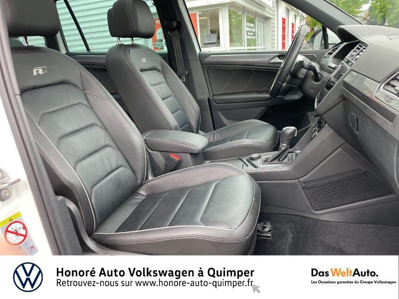Photo 9 de l'offre de VOLKSWAGEN Tiguan 2.0 TDI 190ch Carat Exclusive 4Motion DSG7 à 27490€ chez Honore Auto - Volkswagen Quimper
