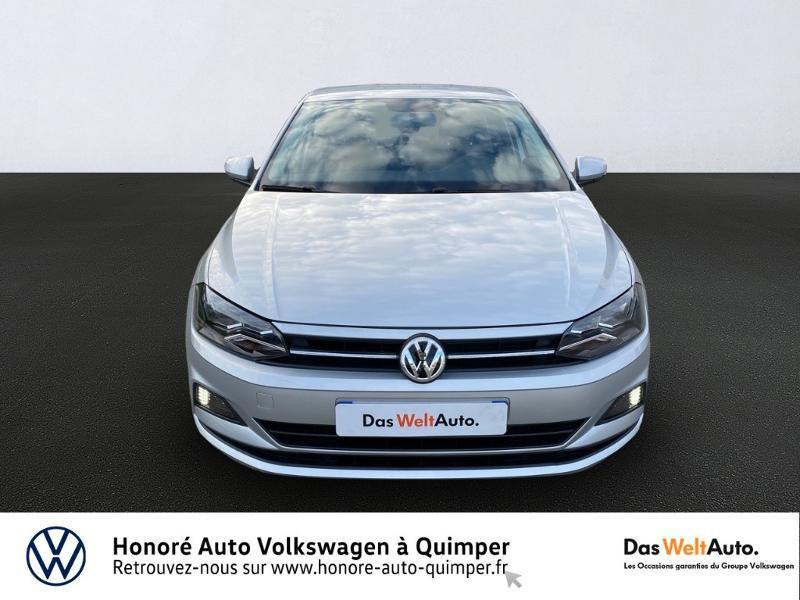 Photo 3 de l'offre de VOLKSWAGEN Polo 1.0 MPI 65ch Confortline Euro6d-T à 12490€ chez Honore Auto - Volkswagen Quimper