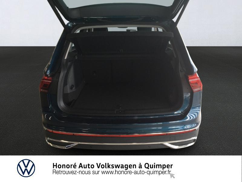 Photo 5 de l'offre de VOLKSWAGEN Tiguan 1.4 eHybrid 245ch Elegance Exclusive DSG6 à 45900€ chez Honore Auto - Volkswagen Quimper