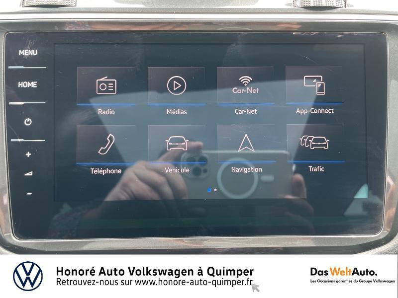 Photo 15 de l'offre de VOLKSWAGEN Tiguan 2.0 TDI 190ch Carat Exclusive 4Motion DSG7 à 27490€ chez Honore Auto - Volkswagen Quimper