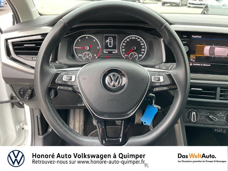 Photo 12 de l'offre de VOLKSWAGEN Polo 1.6 TDI 80ch Confortline Business Euro6d-T à 15480€ chez Honore Auto - Volkswagen Quimper