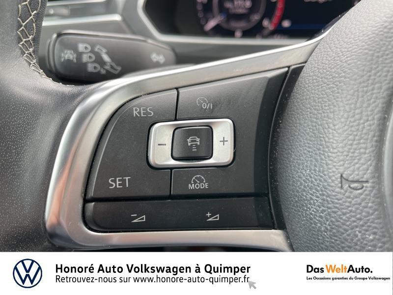 Photo 20 de l'offre de VOLKSWAGEN Tiguan 2.0 TDI 190ch Carat Exclusive 4Motion DSG7 à 27490€ chez Honore Auto - Volkswagen Quimper