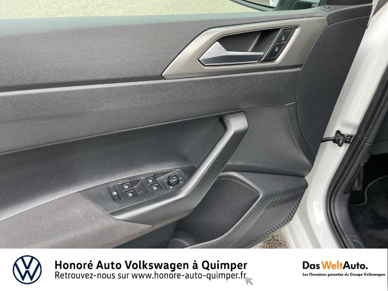 Photo 10 de l'offre de VOLKSWAGEN Polo 1.6 TDI 80ch Confortline Business Euro6d-T à 15480€ chez Honore Auto - Volkswagen Quimper