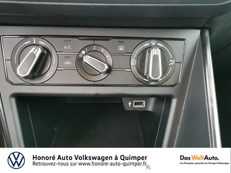 Photo 14 de l'offre de VOLKSWAGEN Polo 1.0 MPI 65ch Trendline Euro6d-T à 12490€ chez Honore Auto - Volkswagen Quimper