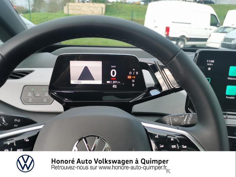 Photo 9 de l'offre de VOLKSWAGEN ID.3 204ch 1st Max à 33800€ chez Honore Auto - Volkswagen Quimper