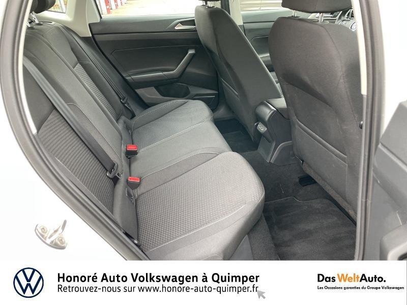 Photo 7 de l'offre de VOLKSWAGEN Polo 1.6 TDI 80ch Confortline Business Euro6d-T à 15480€ chez Honore Auto - Volkswagen Quimper
