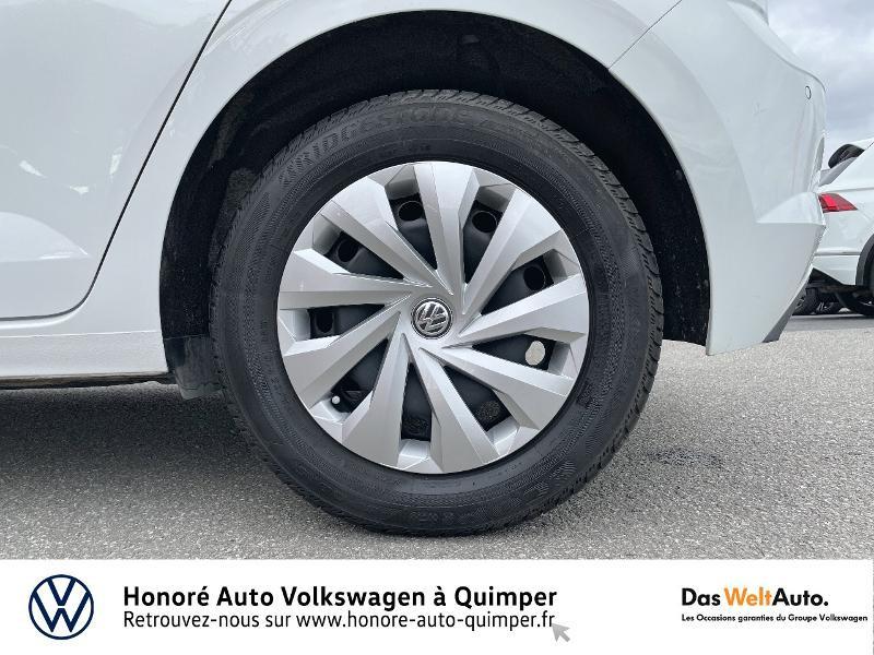 Photo 13 de l'offre de VOLKSWAGEN Polo 1.0 MPI 65ch Trendline Euro6d-T à 13490€ chez Honore Auto - Volkswagen Quimper