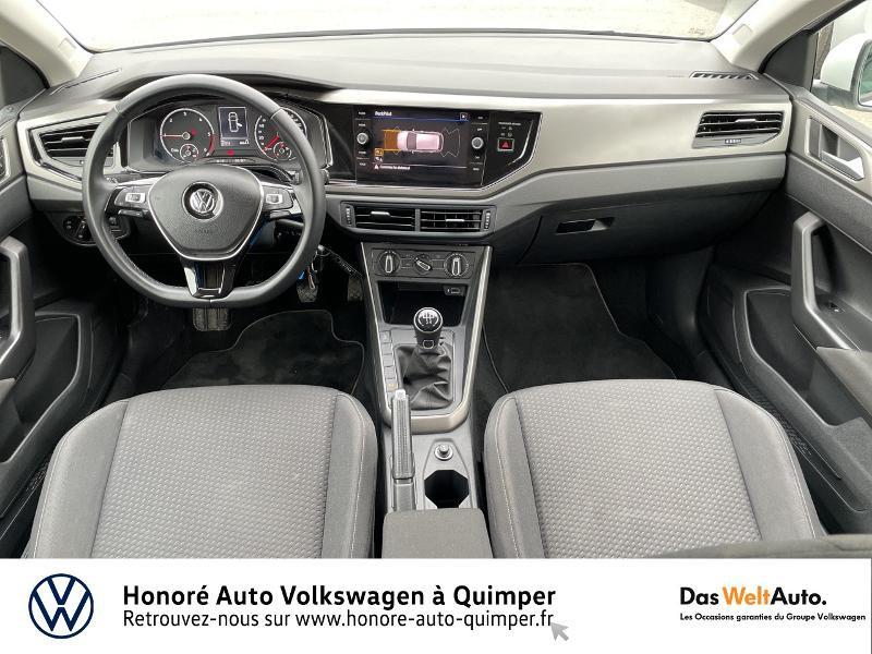 Photo 9 de l'offre de VOLKSWAGEN Polo 1.6 TDI 80ch Confortline Business Euro6d-T à 15480€ chez Honore Auto - Volkswagen Quimper