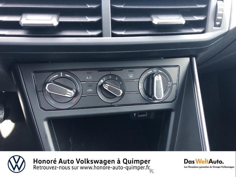 Photo 16 de l'offre de VOLKSWAGEN Polo 1.0 MPI 65ch Trendline Euro6d-T à 12490€ chez Honore Auto - Volkswagen Quimper