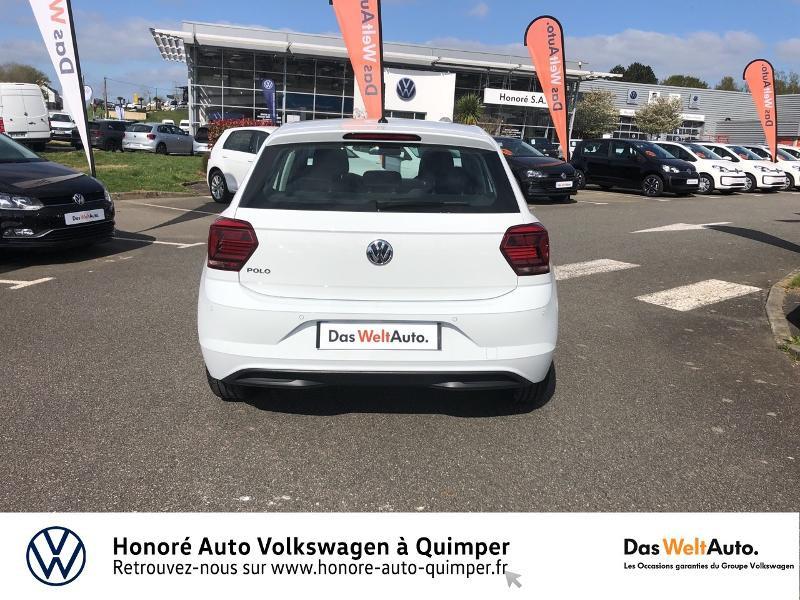Photo 22 de l'offre de VOLKSWAGEN Polo 1.0 MPI 65ch Trendline Euro6d-T à 12490€ chez Honore Auto - Volkswagen Quimper