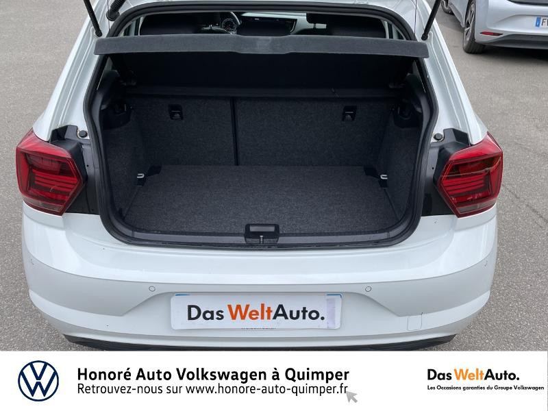 Photo 6 de l'offre de VOLKSWAGEN Polo 1.6 TDI 80ch Confortline Business Euro6d-T à 15480€ chez Honore Auto - Volkswagen Quimper