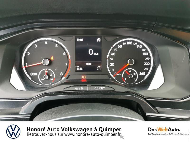 Photo 11 de l'offre de VOLKSWAGEN Polo 1.0 MPI 65ch Trendline Euro6d-T à 12490€ chez Honore Auto - Volkswagen Quimper