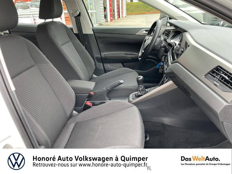 Photo 8 de l'offre de VOLKSWAGEN Polo 1.6 TDI 80ch Confortline Business Euro6d-T à 15480€ chez Honore Auto - Volkswagen Quimper