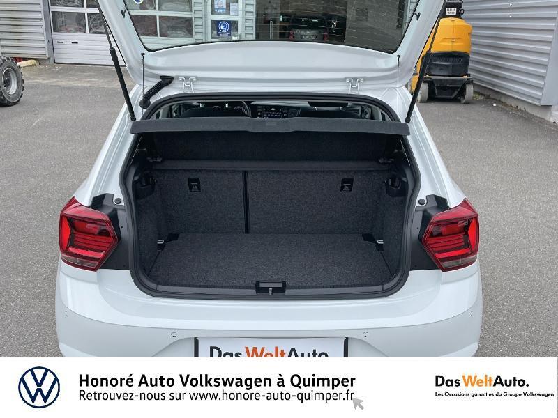 Photo 12 de l'offre de VOLKSWAGEN Polo 1.0 MPI 65ch Trendline Euro6d-T à 13490€ chez Honore Auto - Volkswagen Quimper