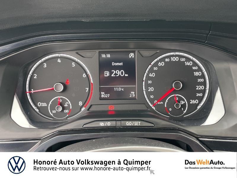 Photo 9 de l'offre de VOLKSWAGEN Polo 1.0 MPI 65ch Trendline Euro6d-T à 13490€ chez Honore Auto - Volkswagen Quimper