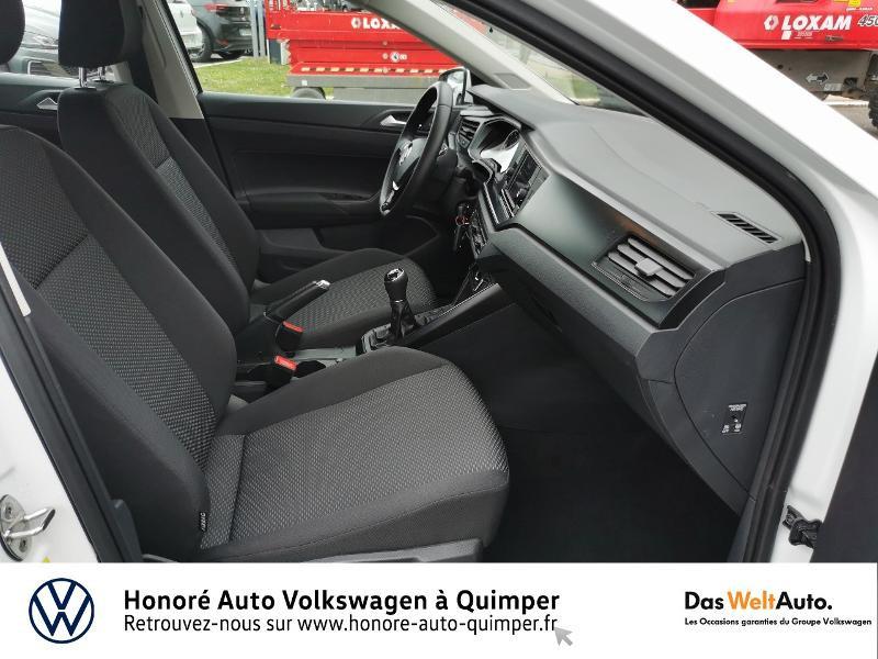 Photo 8 de l'offre de VOLKSWAGEN Polo 1.0 MPI 65ch Trendline Euro6d-T à 12490€ chez Honore Auto - Volkswagen Quimper