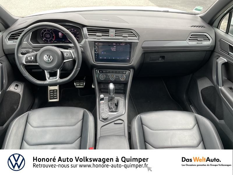 Photo 10 de l'offre de VOLKSWAGEN Tiguan 2.0 TDI 190ch Carat Exclusive 4Motion DSG7 à 27490€ chez Honore Auto - Volkswagen Quimper