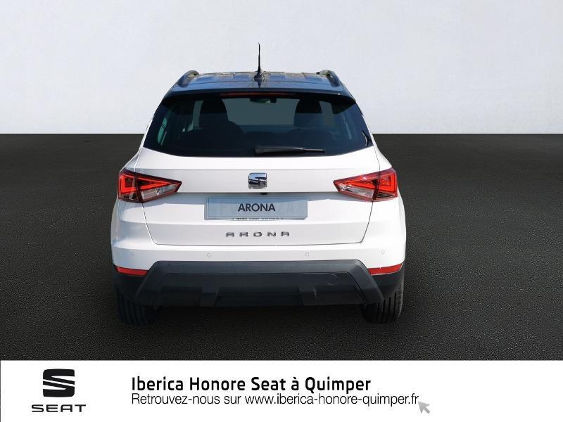 Photo 5 de l'offre de SEAT Arona 1.0 EcoTSI 95ch Start/Stop Urban Euro6d-T à 17790€ chez Honore Auto - Volkswagen Quimper