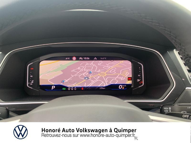 Photo 9 de l'offre de VOLKSWAGEN Tiguan 2.0 TDI 150ch R-Line 4Motion DSG7 à 39900€ chez Honore Auto - Volkswagen Quimper