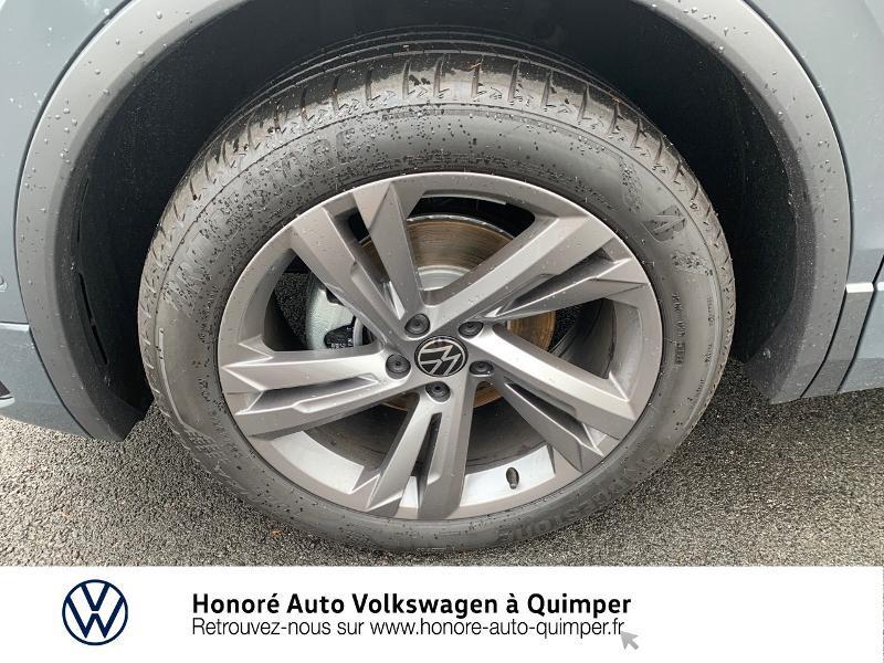 Photo 16 de l'offre de VOLKSWAGEN Tiguan 2.0 TDI 150ch R-Line 4Motion DSG7 à 39900€ chez Honore Auto - Volkswagen Quimper