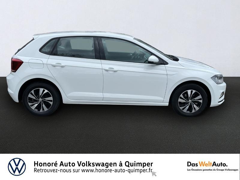 Photo 4 de l'offre de VOLKSWAGEN Polo 1.6 TDI 80ch Confortline Business Euro6d-T à 15480€ chez Honore Auto - Volkswagen Quimper