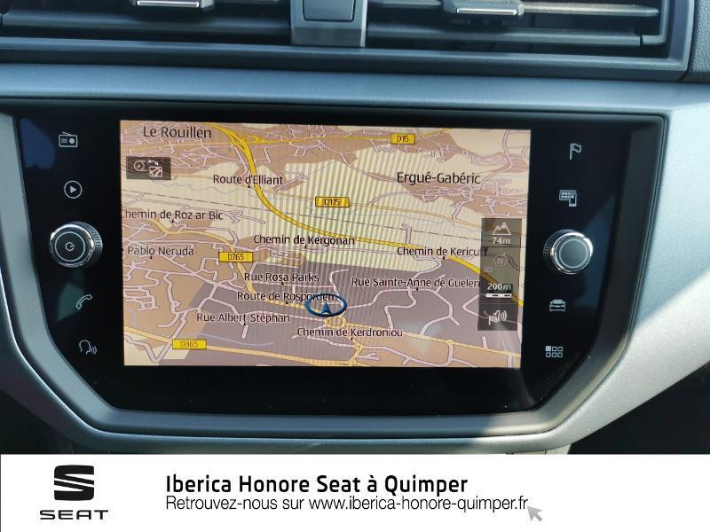 Photo 15 de l'offre de SEAT Arona 1.0 EcoTSI 95ch Start/Stop Urban Euro6d-T à 17790€ chez Honore Auto - Volkswagen Quimper