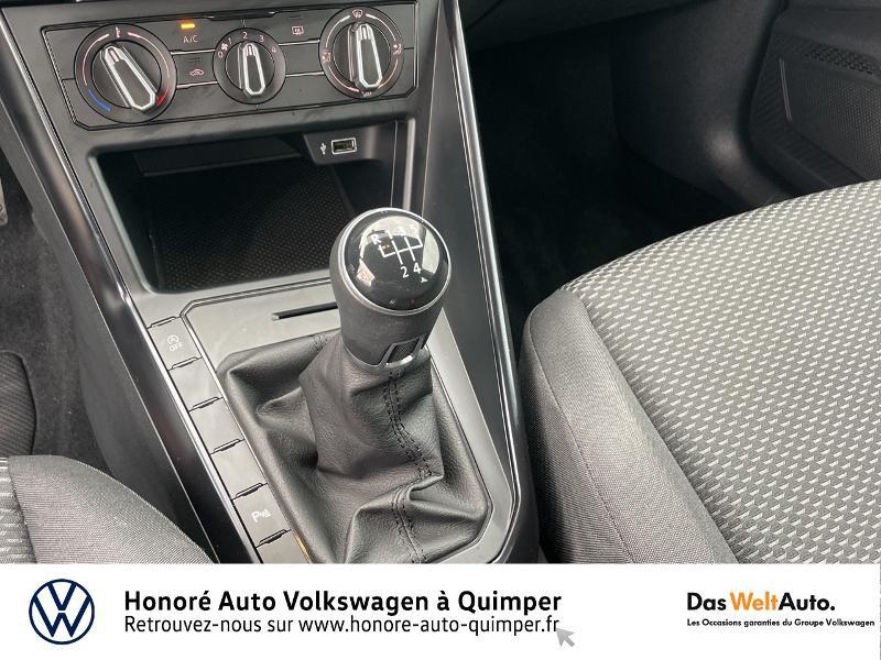 Photo 10 de l'offre de VOLKSWAGEN Polo 1.0 MPI 65ch Trendline Euro6d-T à 13490€ chez Honore Auto - Volkswagen Quimper