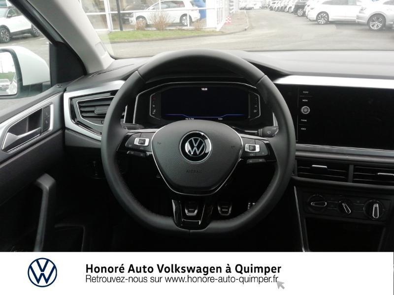 Photo 7 de l'offre de VOLKSWAGEN Polo 1.0 TSI 95ch Active BVM5 à 16900€ chez Honore Auto - Volkswagen Quimper