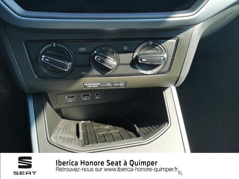 Photo 18 de l'offre de SEAT Arona 1.0 EcoTSI 95ch Start/Stop Urban Euro6d-T à 17790€ chez Honore Auto - Volkswagen Quimper