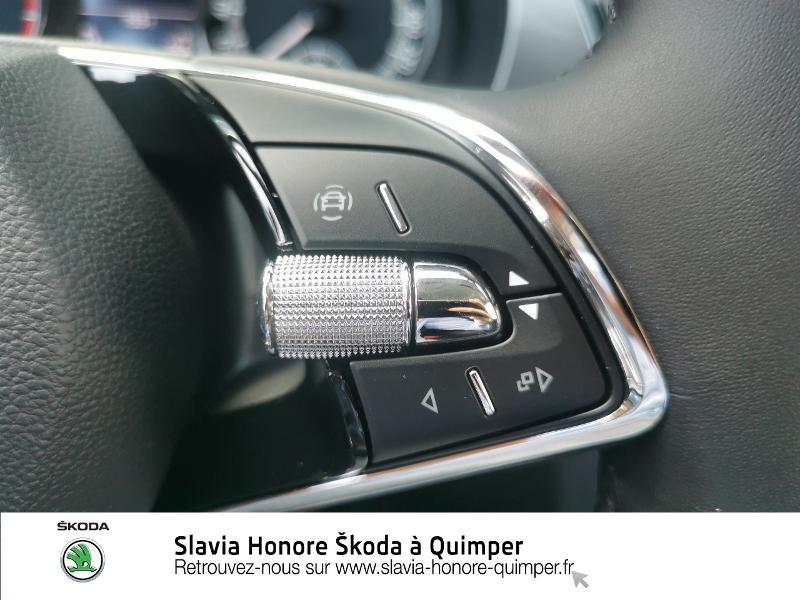 Photo 15 de l'offre de SKODA Fabia 1.0 TSI 95ch Clever Euro6d-T à 14490€ chez Honore Auto - Volkswagen Quimper