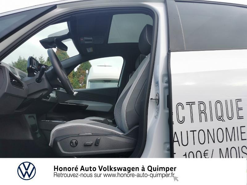 Photo 18 de l'offre de VOLKSWAGEN ID.3 204ch 1st Max à 33800€ chez Honore Auto - Volkswagen Quimper