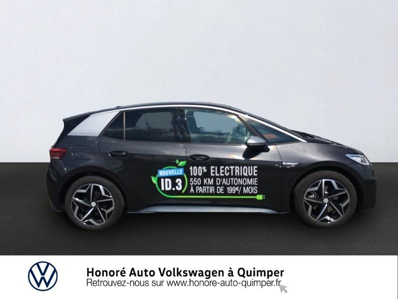 Photo 4 de l'offre de VOLKSWAGEN ID.3 204ch 1st Plus à 32500€ chez Honore Auto - Volkswagen Quimper