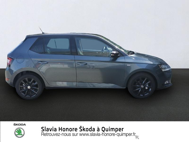 Photo 3 de l'offre de SKODA Fabia 1.0 TSI 95ch Clever Euro6d-T à 14490€ chez Honore Auto - Volkswagen Quimper