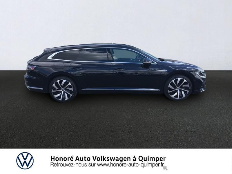 Photo 2 de l'offre de VOLKSWAGEN Arteon ShootingBrake 2.0 TDI EVO 150ch R-Line DSG7 à 44900€ chez Honore Auto - Volkswagen Quimper