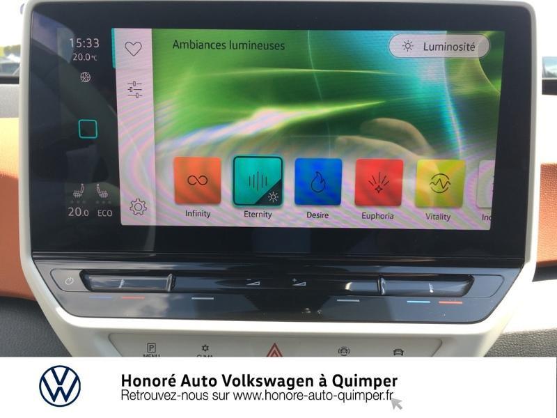 Photo 13 de l'offre de VOLKSWAGEN ID.3 204ch 1st Plus à 32500€ chez Honore Auto - Volkswagen Quimper