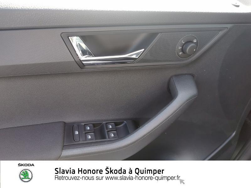 Photo 12 de l'offre de SKODA Fabia 1.0 TSI 95ch Clever Euro6d-T à 14490€ chez Honore Auto - Volkswagen Quimper