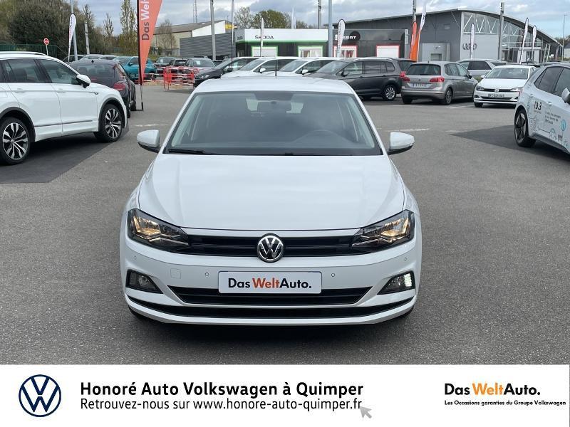 Photo 25 de l'offre de VOLKSWAGEN Polo 1.0 MPI 65ch Trendline Euro6d-T à 13490€ chez Honore Auto - Volkswagen Quimper