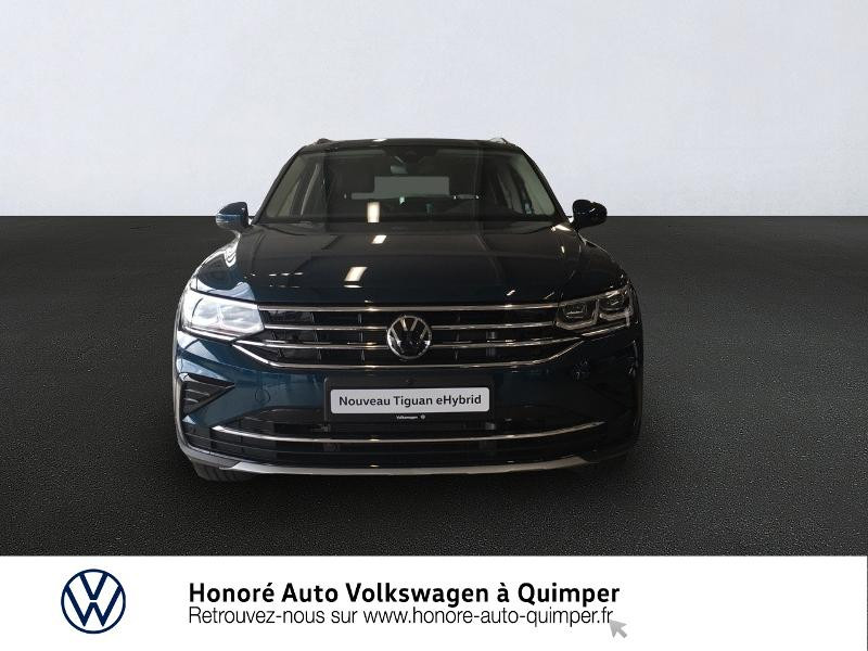 Photo 2 de l'offre de VOLKSWAGEN Tiguan 1.4 eHybrid 245ch Elegance Exclusive DSG6 à 45900€ chez Honore Auto - Volkswagen Quimper