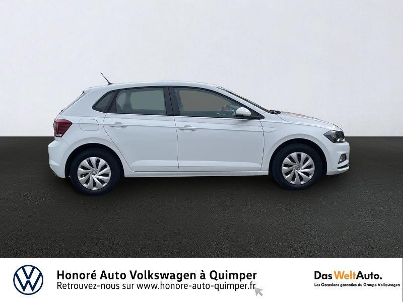 Photo 4 de l'offre de VOLKSWAGEN Polo 1.0 MPI 65ch Trendline Euro6d-T à 13490€ chez Honore Auto - Volkswagen Quimper