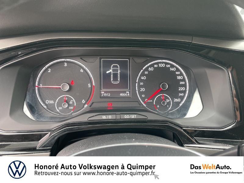 Photo 13 de l'offre de VOLKSWAGEN Polo 1.6 TDI 80ch Confortline Business Euro6d-T à 15480€ chez Honore Auto - Volkswagen Quimper