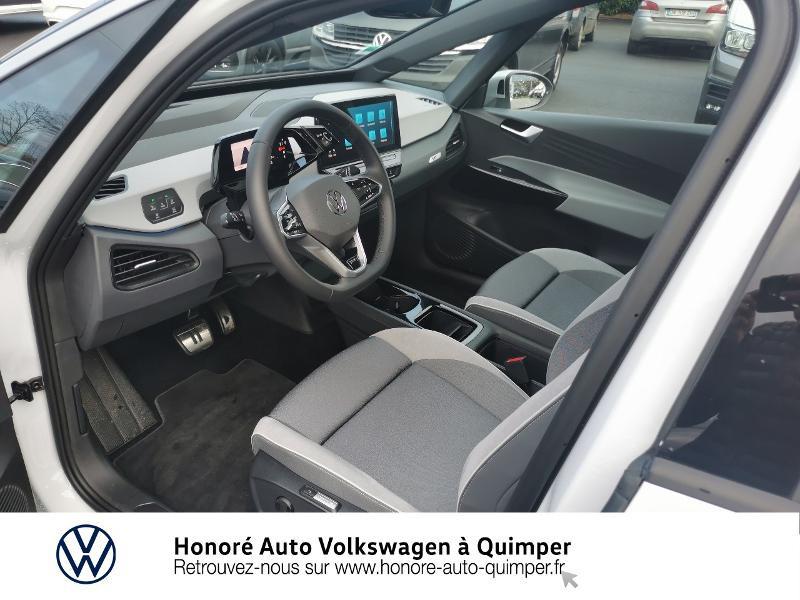 Photo 19 de l'offre de VOLKSWAGEN ID.3 204ch 1st Max à 33800€ chez Honore Auto - Volkswagen Quimper