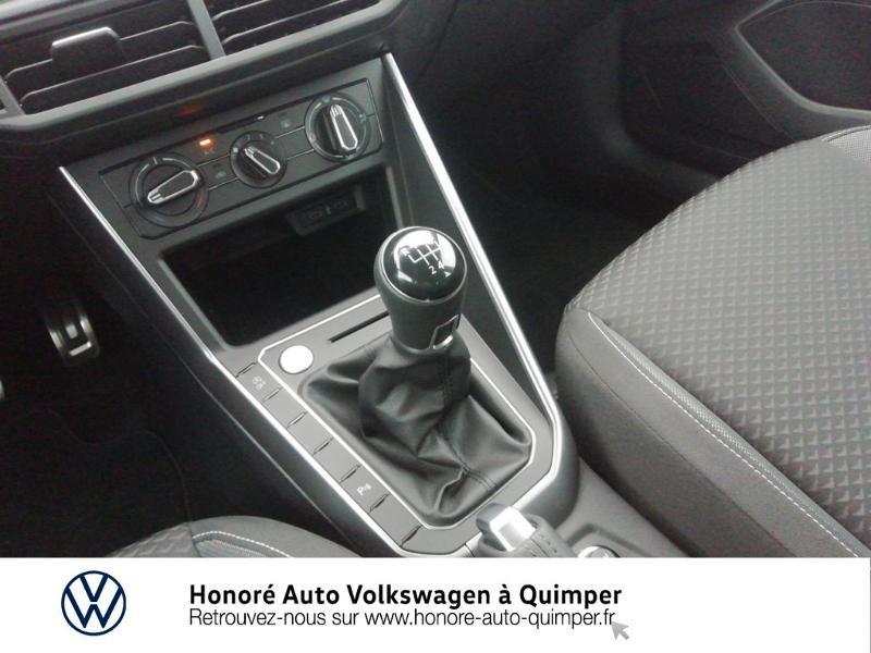 Photo 10 de l'offre de VOLKSWAGEN Polo 1.0 TSI 95ch Active BVM5 à 16900€ chez Honore Auto - Volkswagen Quimper